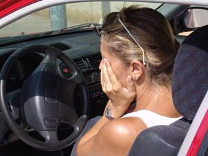 Somnolencia y conducción