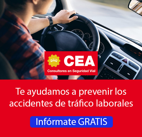 Reduce los accidentes de tráfico de tus trabajadores